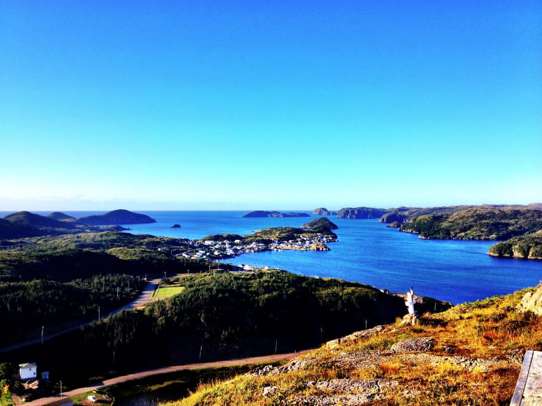 Hiking in Burin, Newfoundland and Labrador